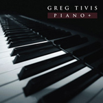 Greg Tivis - Piano + CD Cover